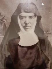 Sister Willibalda Scherbauer, OSB