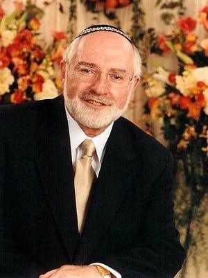 Rabbi Bernhard Rosenberg