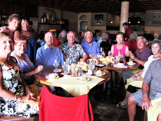 The Italian American Society of Marco Island celebrated