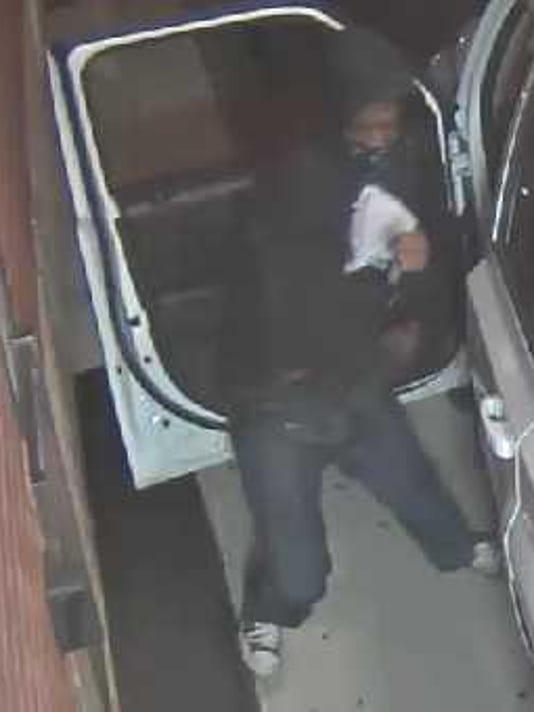 Prattville Robbery Suspect