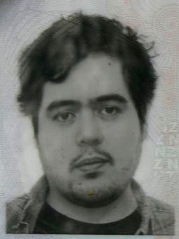 This photo provided by the Goochland County Sheriff's Office shows a New Zealand passport photo, of Troy George Skinner. A Virginia sheriff says the New Zealand man who went to the home of a 14-year-old girl he had communicated with online was shot by the girl's mother. Skinner was shot Friday, June 22, 2018 after he allegedly smashed a glass door and tried to enter the girl's Goochland, Va., home. Sheriff James Agnew said Skinner bought a knife and duct tape after arriving in the U.S. last week. (New Zealand Passport Office/ Goochland County Sheriff's Office via AP)