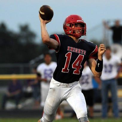Fairfield Christian Academy senior quarterback Caleb