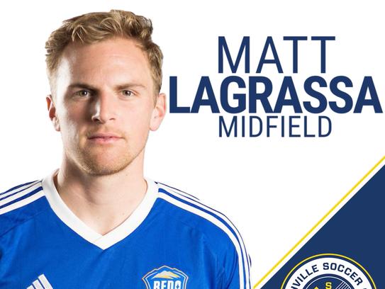 Nashville SC's Matt LaGrassa