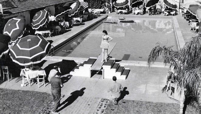 Racquet Club c. 1939