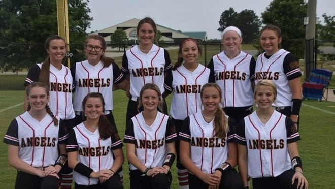 The Angels-05 Reynolds softball team, a 14-under squad, went 4-1 and finished second against older competition in a softball tournament.