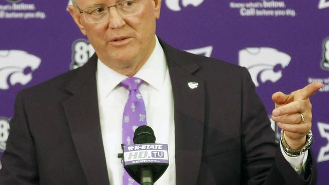 "Kansas State athletic director Gene Taylor said he understands why Learfield IMG College is seeking to rework media and marketing rights deal with numerous universities, including K-State. ""Did I want to do it? No,"" Taylor said. ""Did I understand it? Absolutely."""