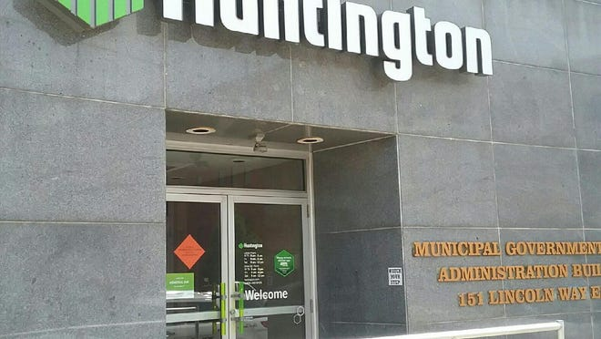 The Huntington bank branch in the Municipal Government Annex building in Massillon was robbed in May 2019 by a then-14-year-old male from Cleveland.