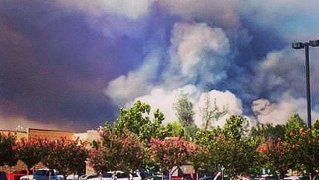 The Rocky Fire continues to threaten structures and prompt evacuations. On August 2, 2015 it had burned 54,000 acres.