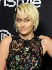 Paris Jackson tells 'Rolling Stone' that she's now happier than she's ever been.