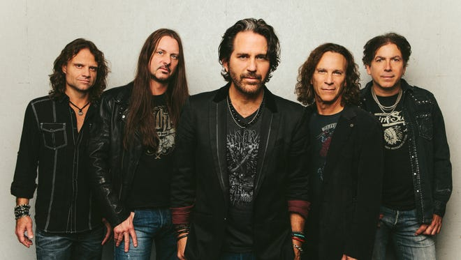 """""""Easy Come Easy Go.'' Repeat. Kip Winger and his band return for their second Green Bay-area gig of the year, this time Dec. 5 at The Watering Hole in Howard."""