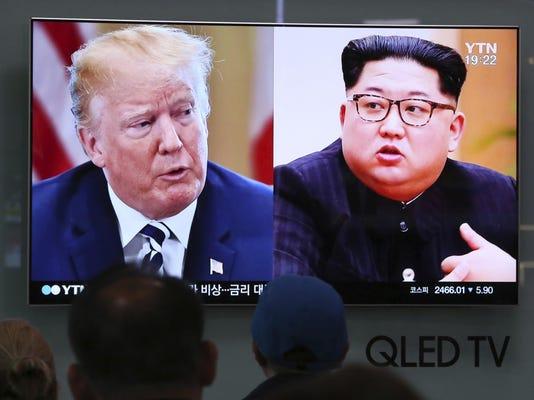 Donald Trump,Kim Jong Un d,Kim Jong Un