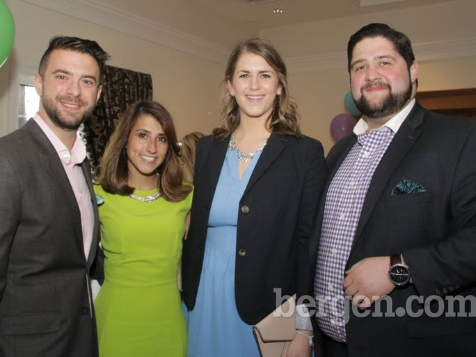 Daniele Polinieni, Amanda Marshall, Emily Sassano, Matt Triverf (Photo by Charlene Wisnewski)