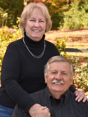 Norm and Sharon Huber