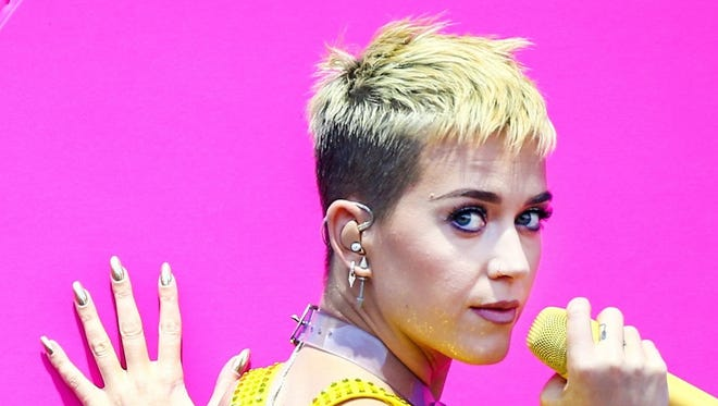 Katy Perry will perform Dec. 9 at Bankers Life Fieldhouse.