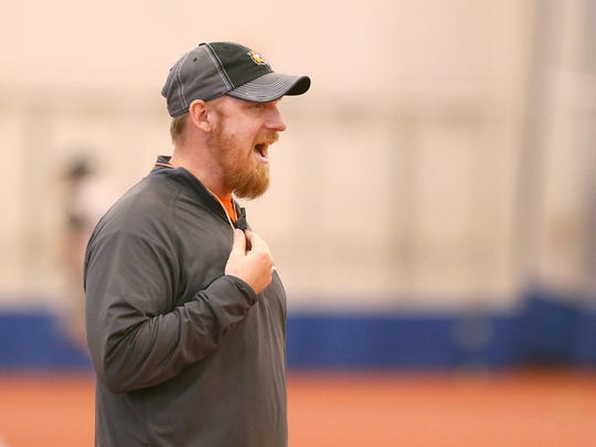 RIT men's lacrosse coach Jake Coon has taken the Tigers to the NCAA tournament all nine years he has been at the school.