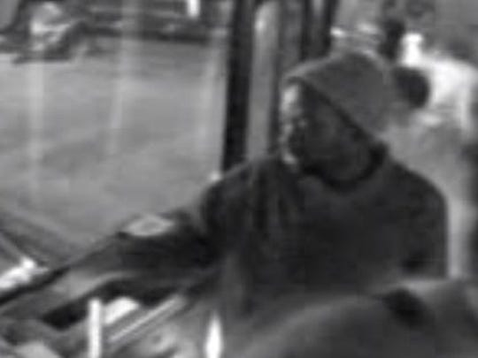 Nashville police are searching for a bus rider suspected of fondling of a 10-year-old girl on Friday, Oct. 14, 2017.