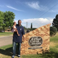 El Paso single dad, former UTEP basketball player donates $4,000 for Father's Day