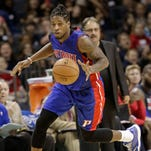Pistons waive 3 forwards, roster takes shape