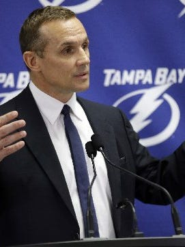 The Tampa Bay Lightning is in good hands with Steve Yzerman.