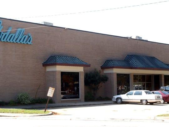 The former Abdalla's in the Oil Center in Lafayette.