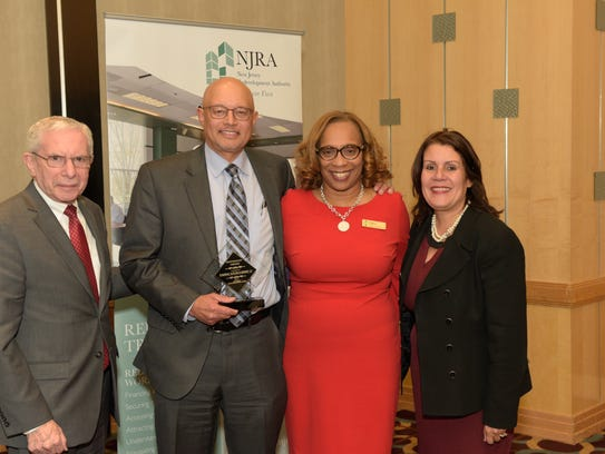 The New Jersey Urban Redevelopment Awards were held