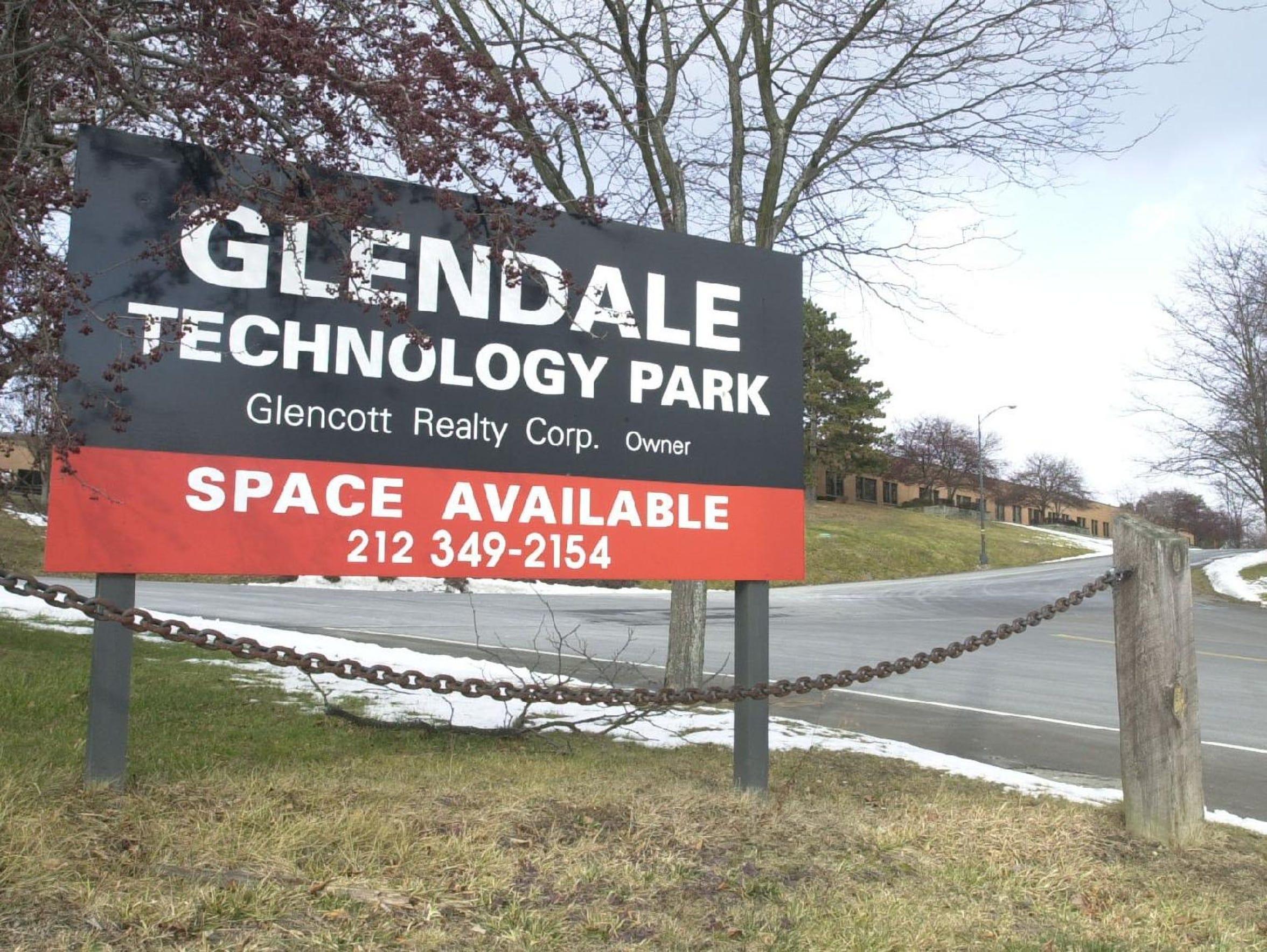 The former IBM Glendale Technology Park near Endicott,