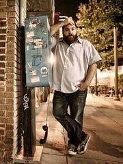 Comedian Dave Stone entertains Saturday night at Taft's Brewporium.