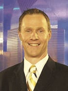 Scott Hetsko, chief meteorologist at WROC0-TV (Channel 8) returns to the air Sunday.