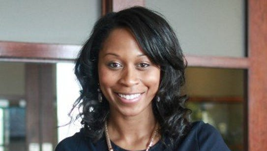 Jasmin Shaheed-Young is director of corporate and community