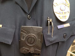 Gilbert police to test body cameras