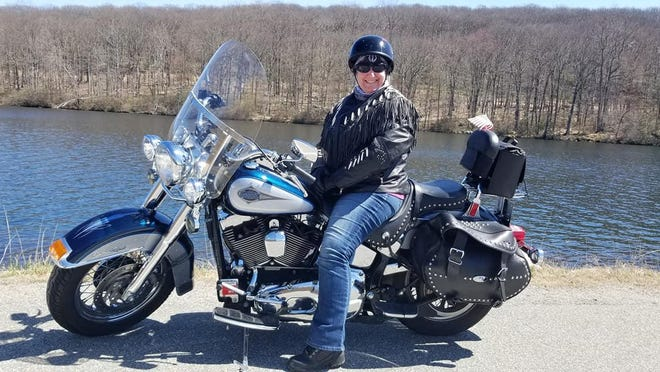Two-Wheel therapy on Seven Lakes Drive in Harriman State Park gave me a bit of normalcy in these crazy times.