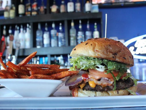 Blu Burger Grille