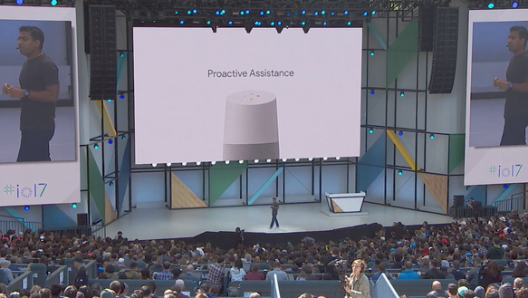 Google is bringing hands free calling to Google Home