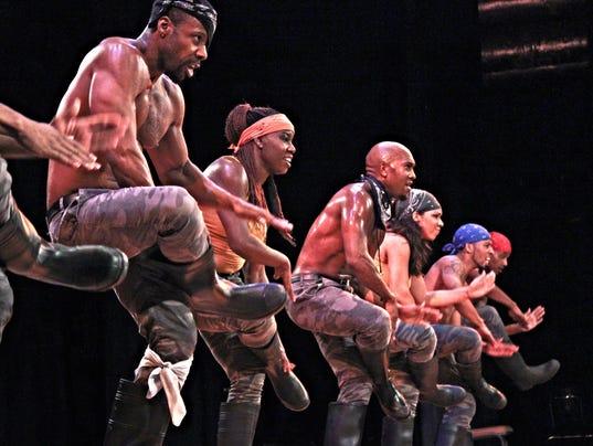 04 StepAfrika! at UNC 2014