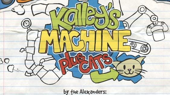 """Kalley's Machine,"" an app created by a Madeira family, launched Thursday and is featured on the homepage of Apple's App Store."