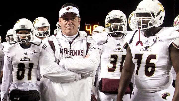 ULM 2015 football schedule officially complete