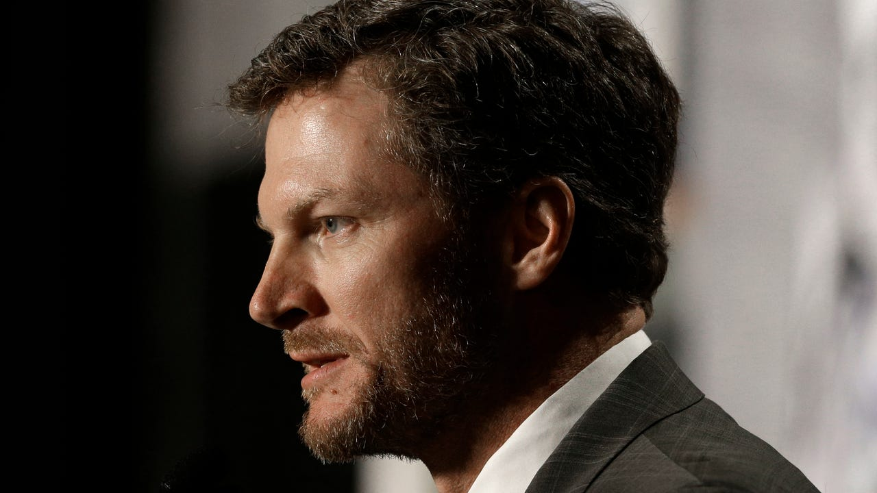 Dale Earnhardt Jr. addressed the media on Tuesday and explained his decision to retire.