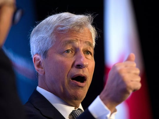 Jamie Dimon, CEO of JPMorgan Chase and chairman of
