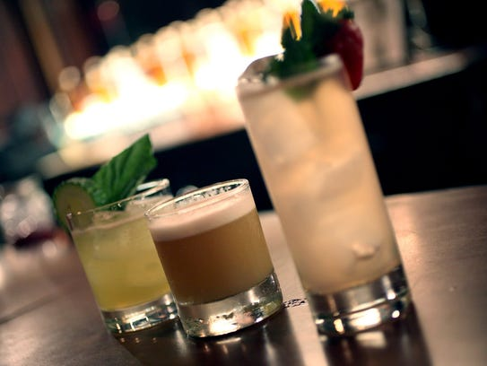 Signature cocktails are stars at the Detroit Cocktail