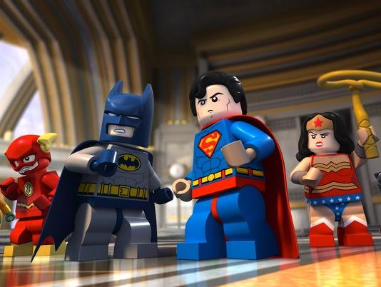 LEGO Batman special