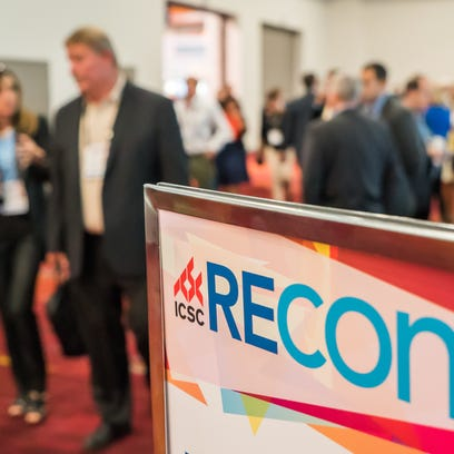 RECON is an annual convention for the International Council of Shopping Centers.