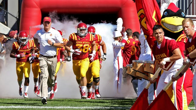 A team that finished last season at 2-10, Iowa State head coach Paul Rhoads returns just two players in offensive lineman Daniel Burton and defensive end Mitchell Meyers who started all 12 games.