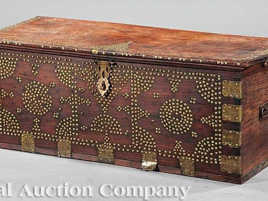 dowry chest ottoman