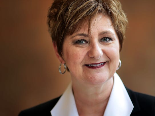 Shirley Ford, the city's new chief financial officer,