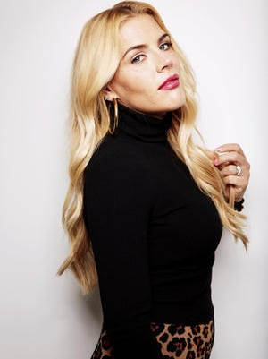 """Busy Philipps' late-night talk show on E!, """"Busy Tonight,"""" airs at 10 p.m. Sundays."""