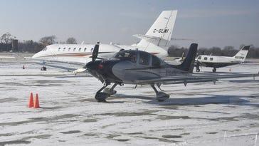 Study: $83M brings back City Airport passenger service