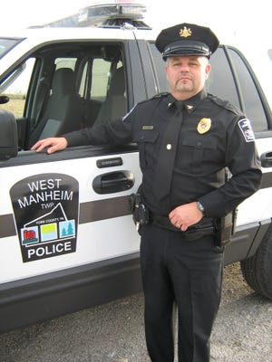West Manheim Township Police Chief Tim Hippensteel