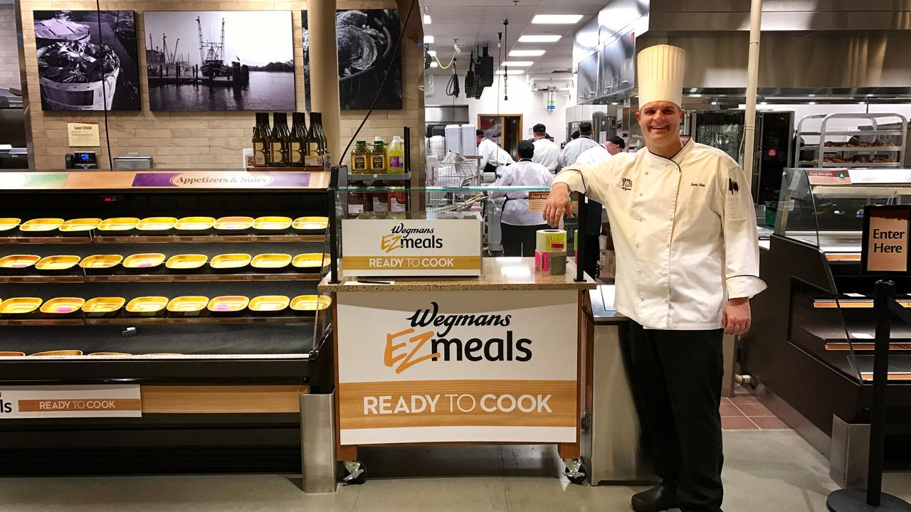 Jason Voos: 30 store openings with Wegmans and counting