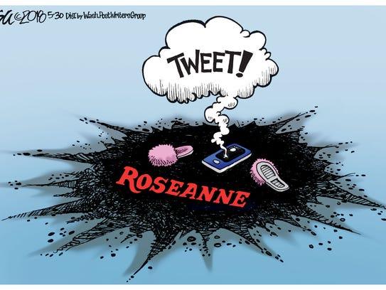 Roseanne cancellation