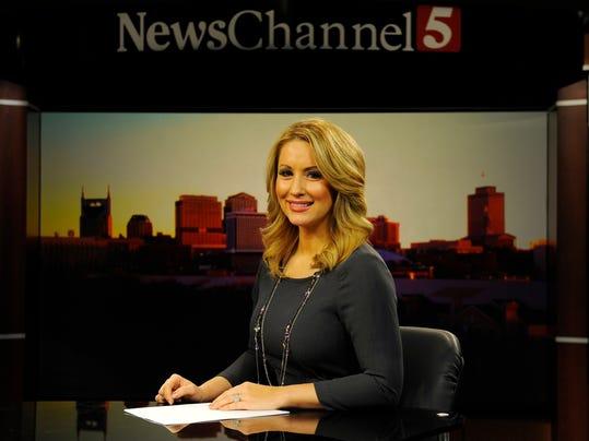 Newschannel 5 S Jessica Ralston Has Her Own Anchor In Life